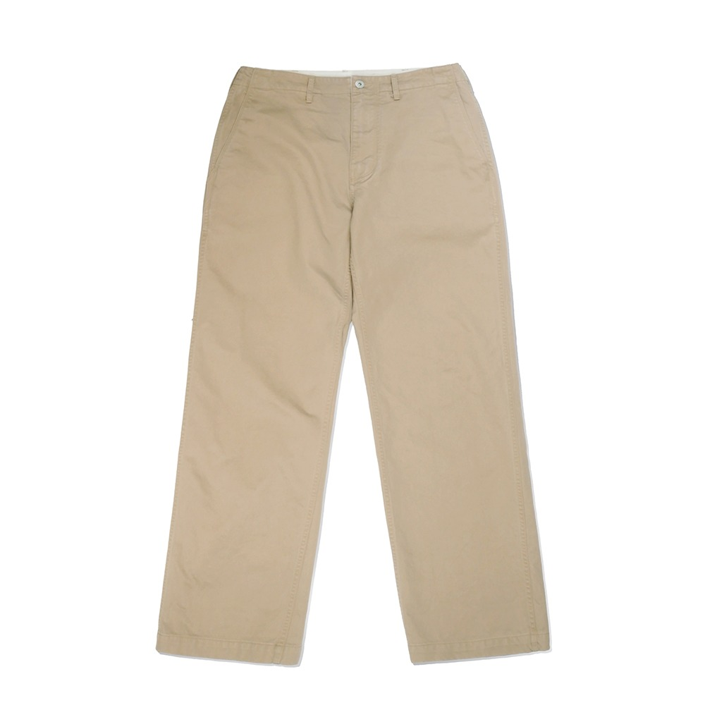 NAMER CLOTHINGSet Up Officer Pants(Beige)