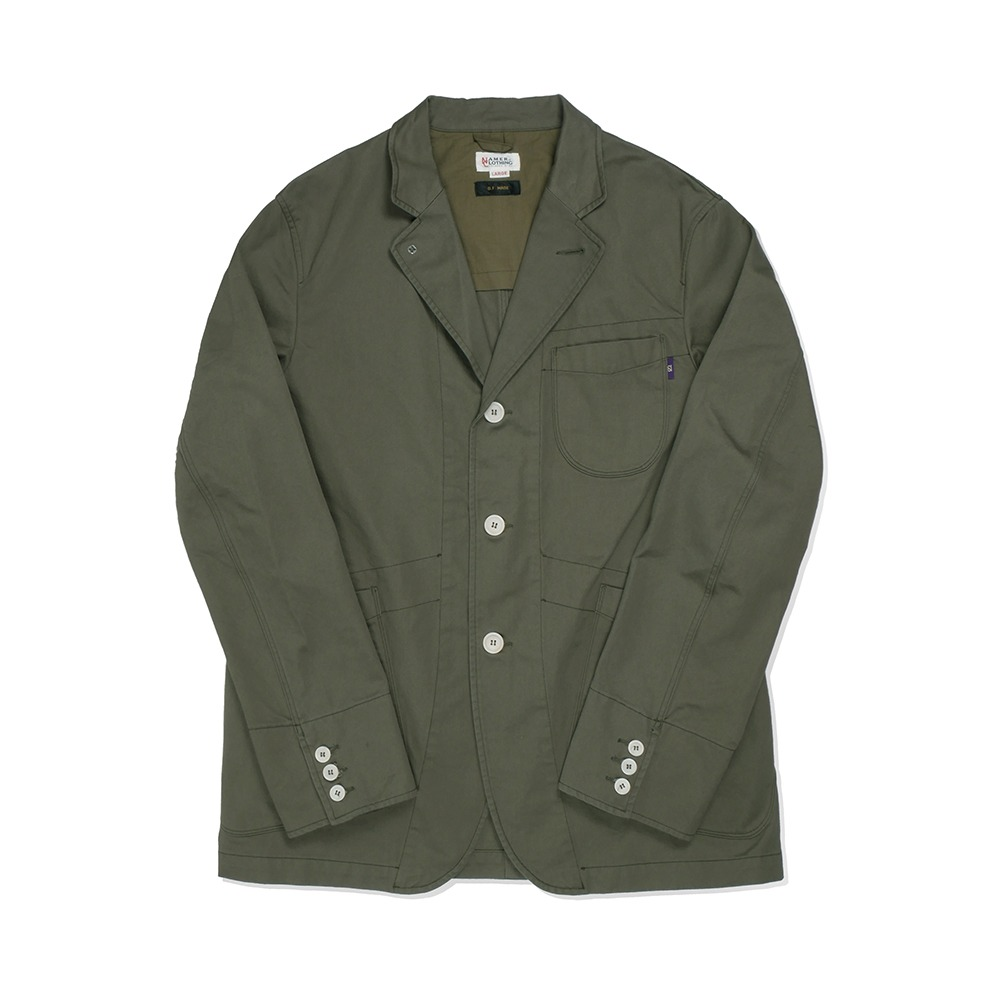 NAMER CLOTHINGSet Up Sports Jacket (Olive)30% Off W179,000