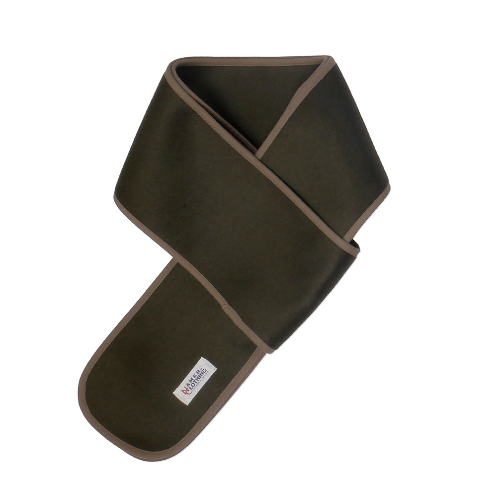 NAMER CLOTHINGNC Wool Cashmere Neck Warmer(Olive)30% Off W45,000