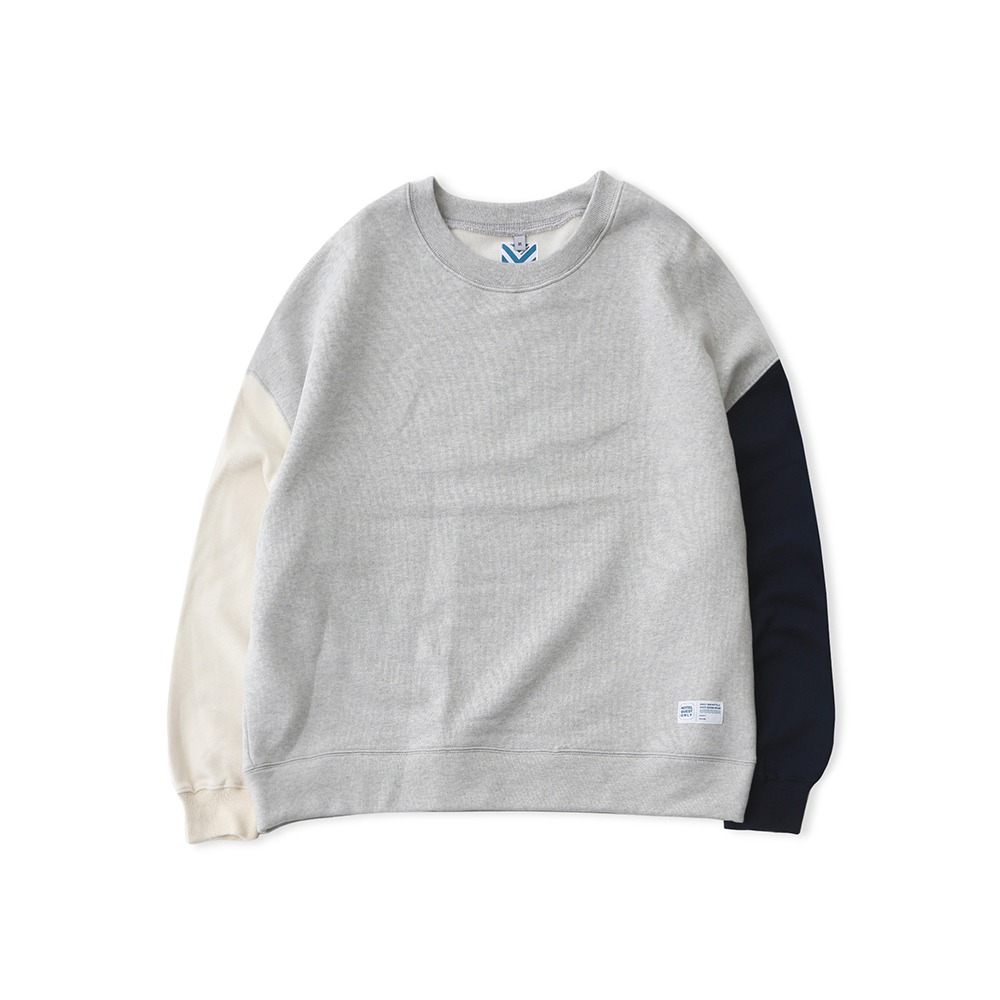 DAILY INNRemixed 3 Colors Heavy Weight Sweat(Remix)