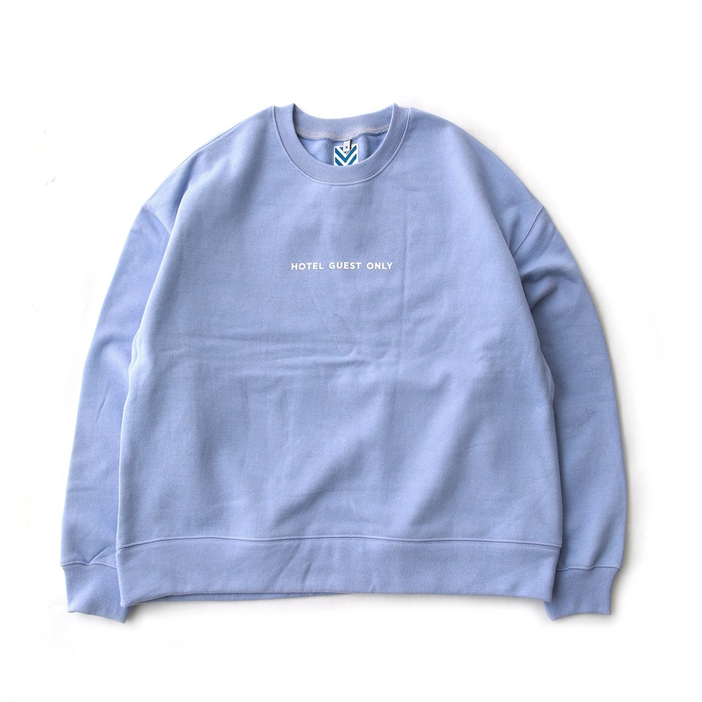 DAILY INNHotel Guest Only Heavy Weight Oversized Sweat(Serenity)30% off