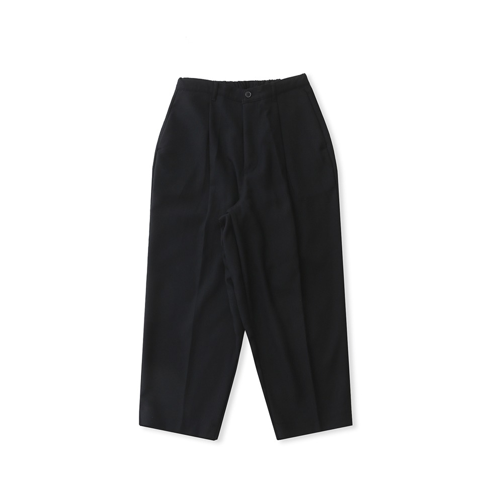 DAILY INNDoor Man Wide Balloon Pants(Black)20% off