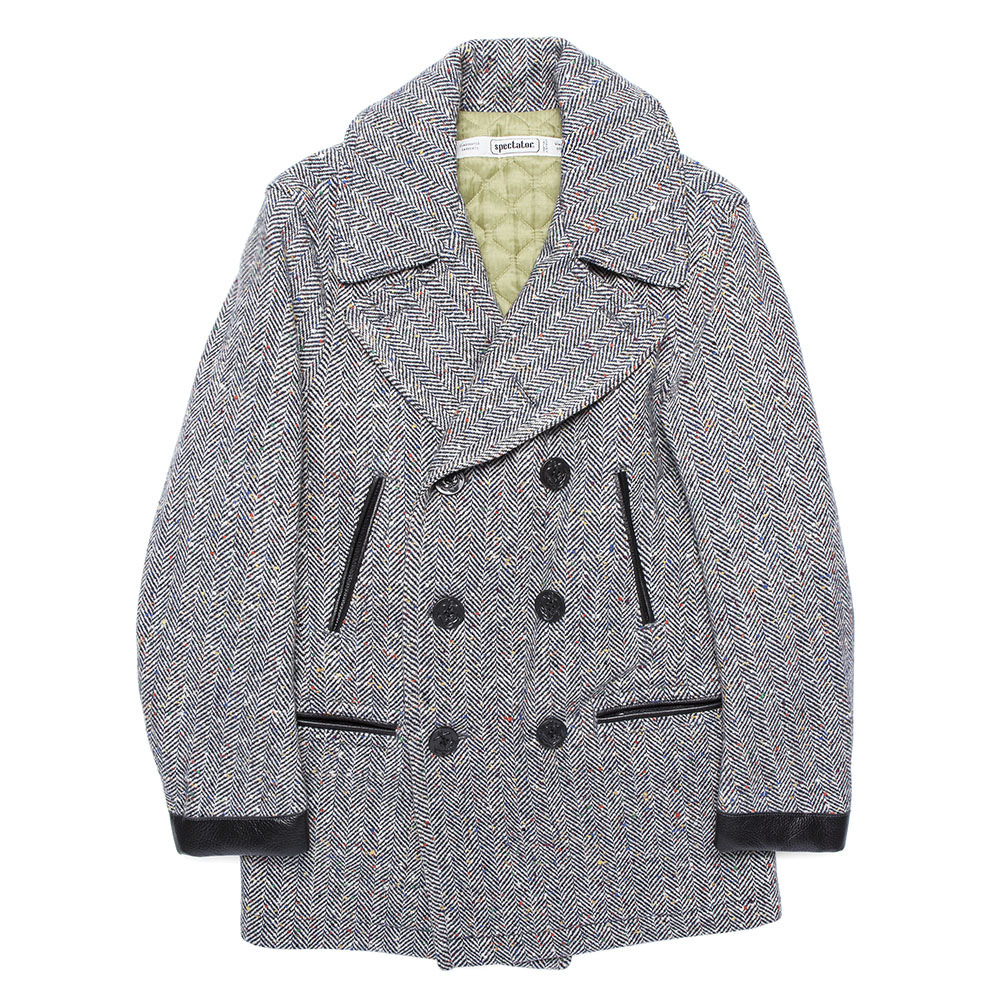 SPECTATOR for MSK SHOP165-MSK Seaman Coat(Herringbone)