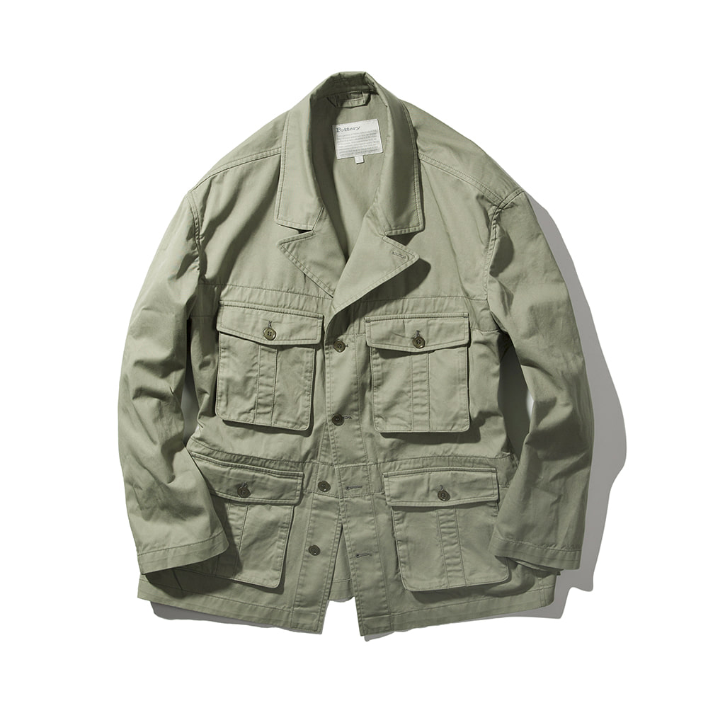 POTTERYSahara Jacket(Khaki)20%Off