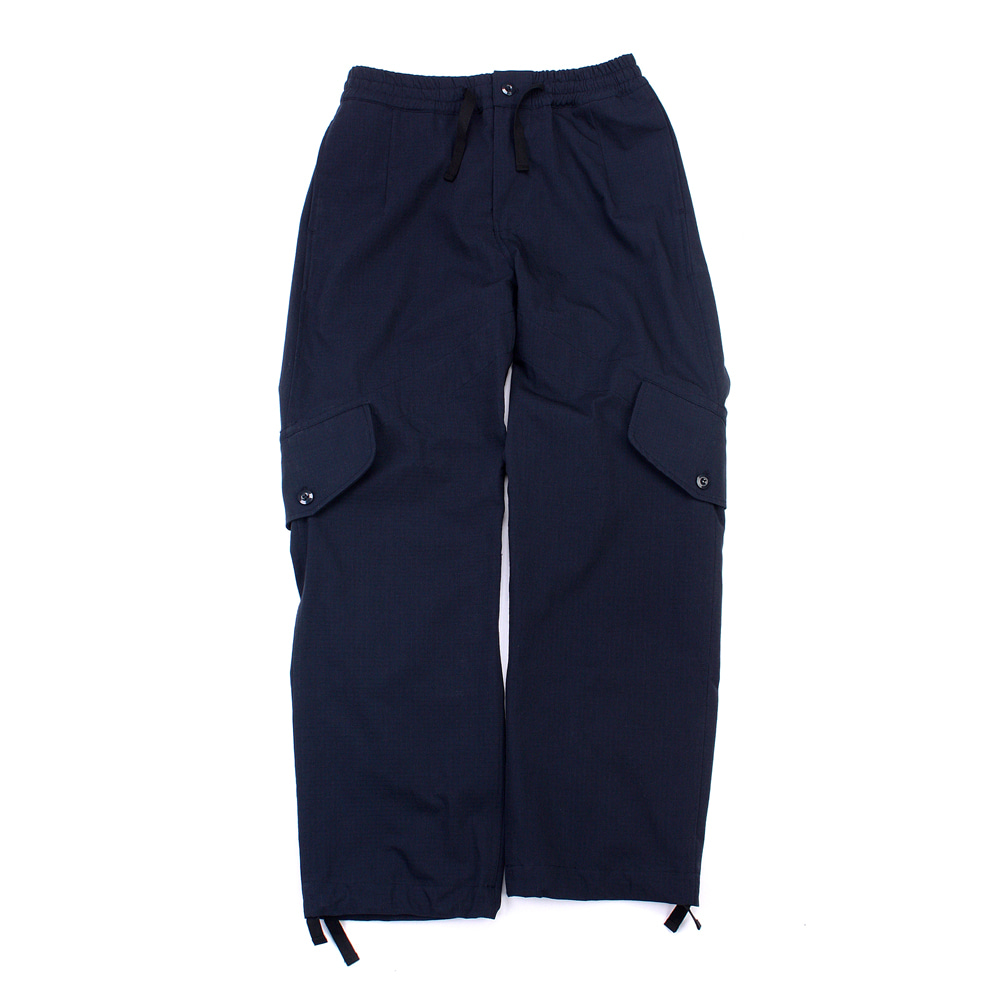 YOU NEED GARMENTSRip Regular Pants(Navy)