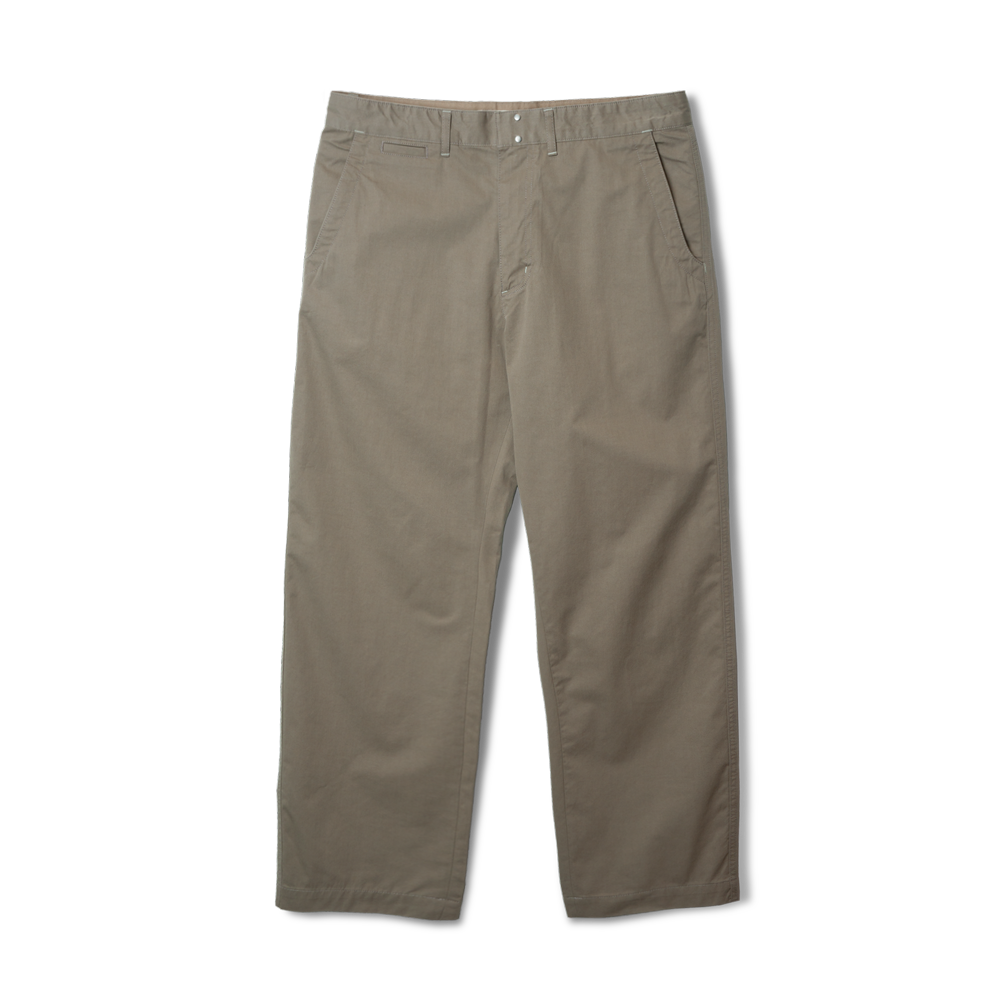 ROUGH SIDEHook-on Pants(Beige)