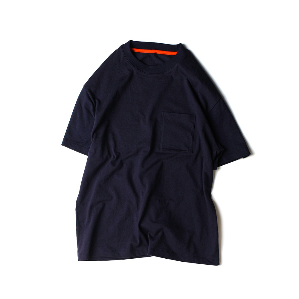 OUR SELVESNone Care T Shirts(Navy)