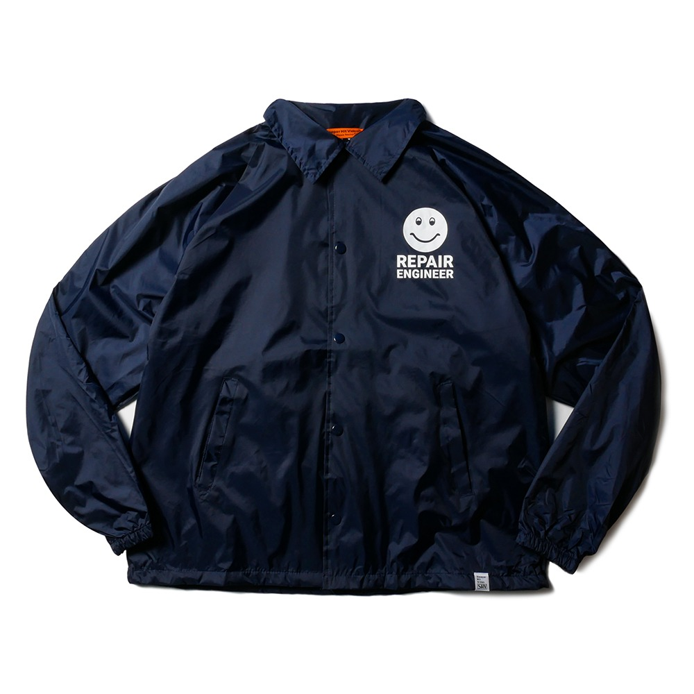 SLEEPER HIT VIDEOS.H.V. Repair Team Jacket(Navy)
