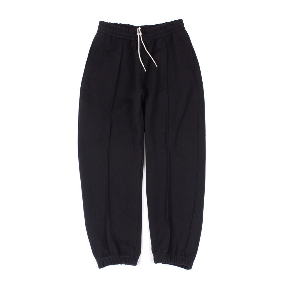 YOU NEED GARMENTSRegular Sweat Pants(Black)