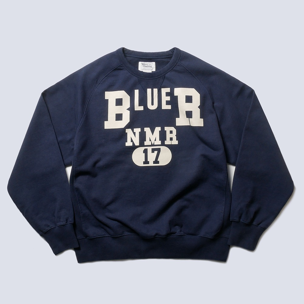 NAMER CLOTHINGBLUER NMR Sweatshirts(Navy)
