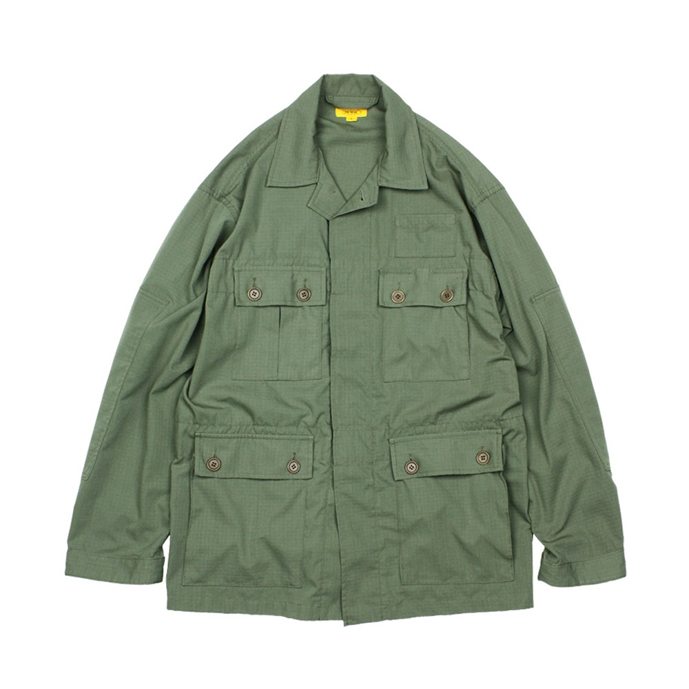 THE RESQ & COPilot BDU Jacket(Khaki)