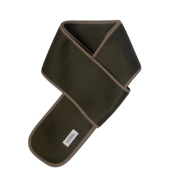 NAMER CLOTHINGNC Wool Cashmere Neck Warmer(Olive)