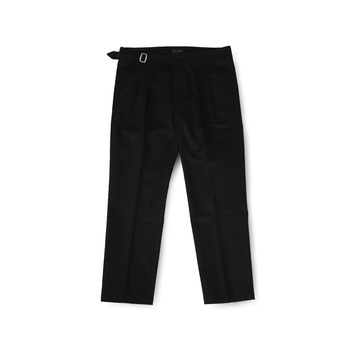 BALLUTEMagazine Single Guruka Pants (Black Cotton)10% Off \108,000