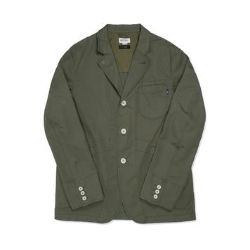 NAMER CLOTHINGSet Up Sports Jacket (Olive)