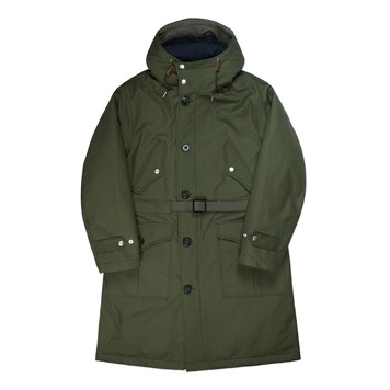 NAMER CLOTHINGVentile Changjin Parka(Olive)