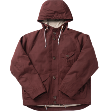 ROUGH SIDEMountain Parkar(Crimson)30% Off