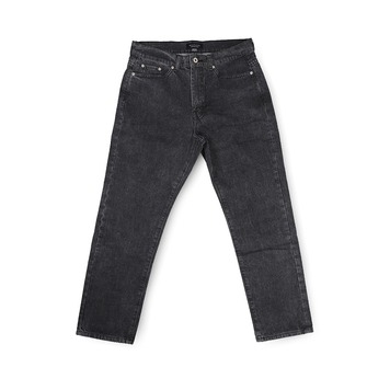 BALLUTESignature Denim Pants (Black)