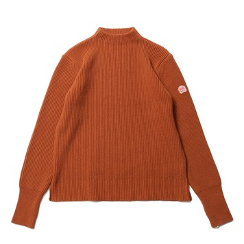 HORLISUNNorthyork Mock Neck Knit(Orange)