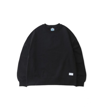 DAILY INNHotel Signature 970G Super Heavy Weight Oversized Sweat(Black)