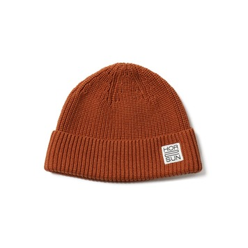 HORLISUNDearborn Knit Beanie(Orange)