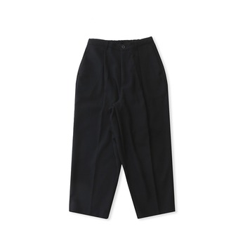 DAILY INNDoor Man Wide Balloon Pants(Black)