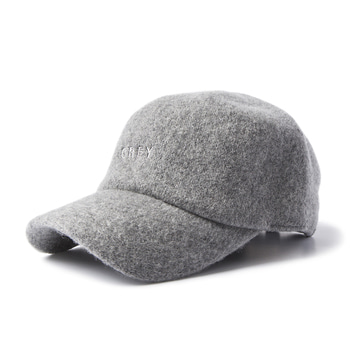 GOOD NIGHT & GOOD LUCK'GREY' Wool Cap
