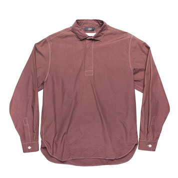 LIJNSIan Shirt (Red Bean)