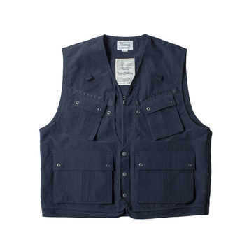NAMER CLOTHINGBattle Dress Fishing Vest(Navy)