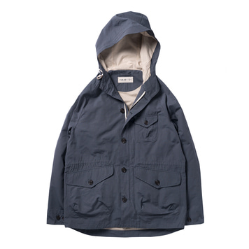 TEXT SILENCE X ROUGH SIDEMountain Parka(Grey)
