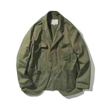 POTTERYTailored Coverall Jacket(Olive)