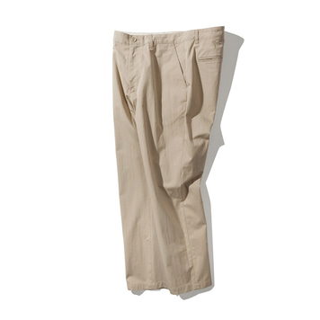 POTTERYWashed Tapered Pants(Beige)