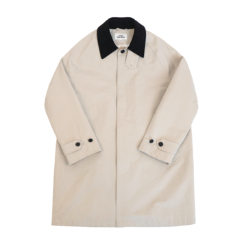 KICK THE BEATMac Coat(Sand)