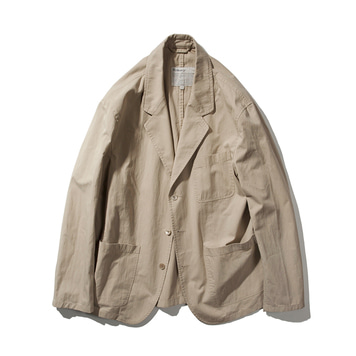 POTTERYWashed Sports Jacket(Beige)