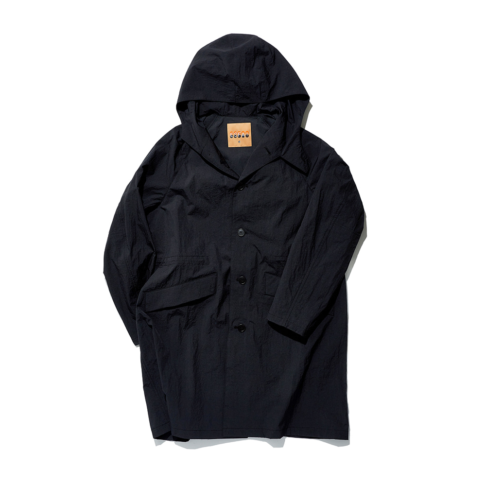 ESFAIHylon OverCoat(Black)30% Off