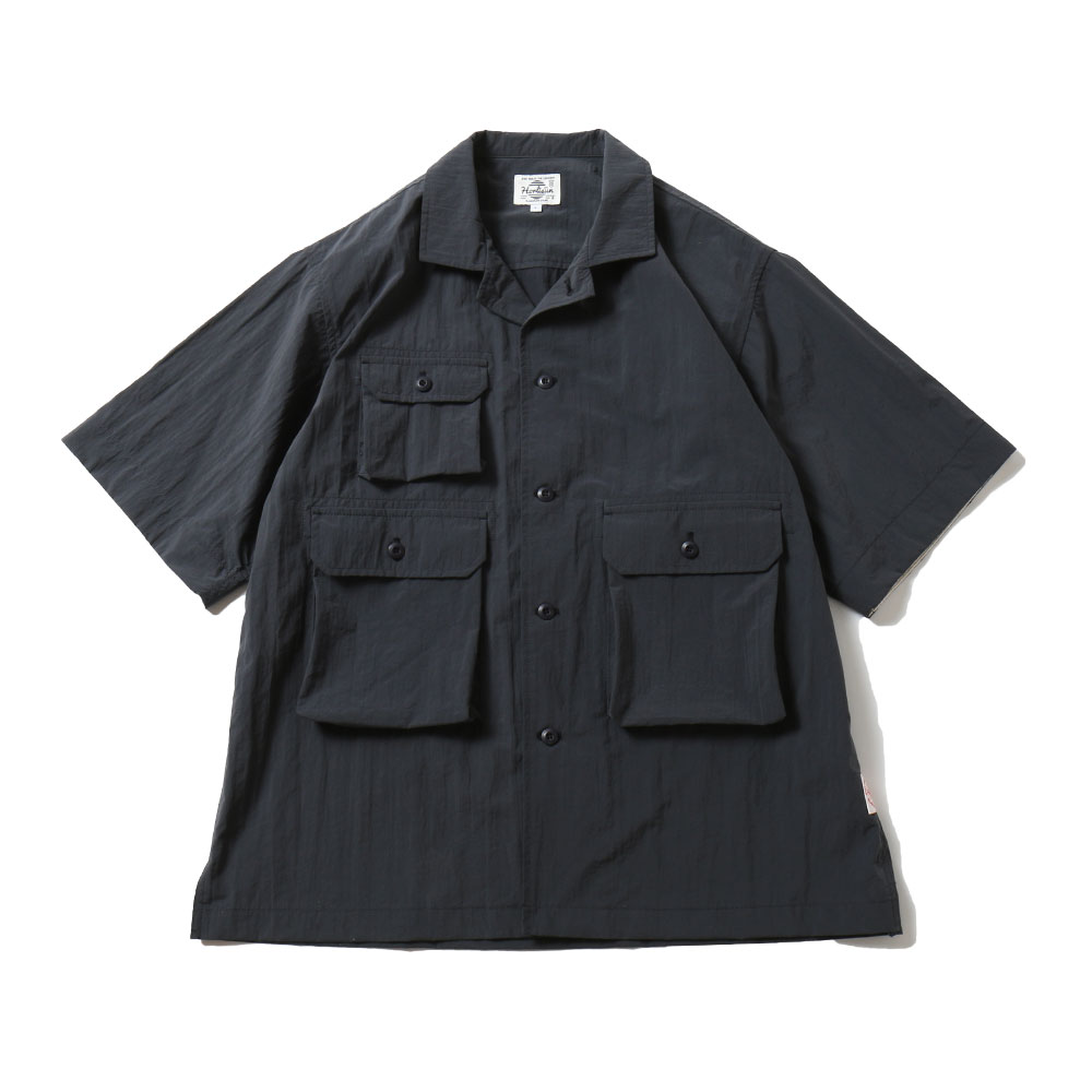HORLISUNThursday Water Repellent Shirts Jacket(Charcoal)20% Off