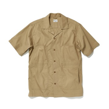 ESFAIFinger Stich Shirts(Beige)30% Off