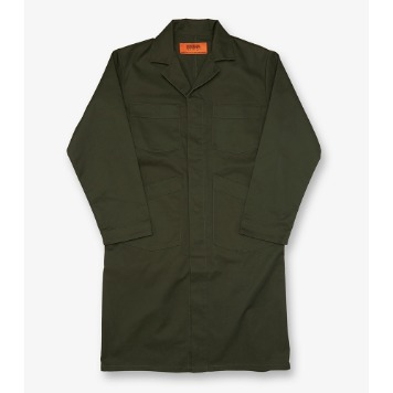 UNIVERSAL OVERALLShop Coat(Khaki)30% Off