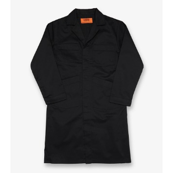UNIVERSAL OVERALLShop Coat(Black)30% Off