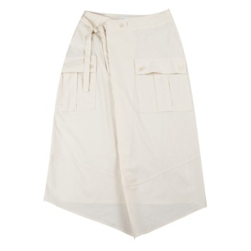 TOESafari Skirt(Ivory)