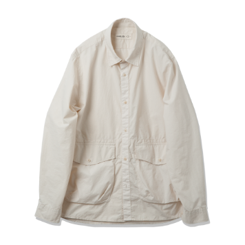 ROUGH SIDEHybrid Shirts(O.White)