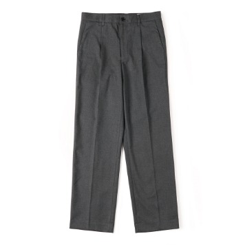SHIRTERCinch-Back Loose Fit Pants(Dark Grey)20% Off