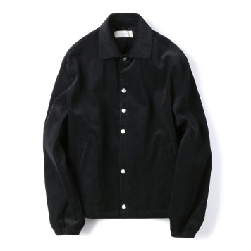 SHIRTERCorduroy Jacket(Black)