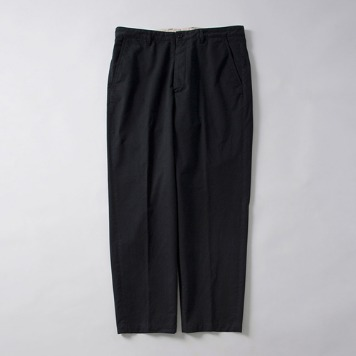 POTTERY* RESTOCK *Washed Tapered PantsKAYANU Cotton Vintage Chino Cloth(Navy)