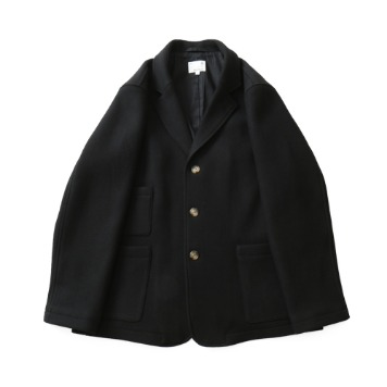 HORLISUNAustin Heavy Wool Jacket(Black)