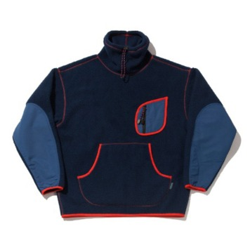MONOPISPA(M) Duffel Pullover Fleece(Navy)30% Off