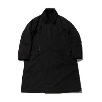 SOFTURReversible Raglan Coat(Black)