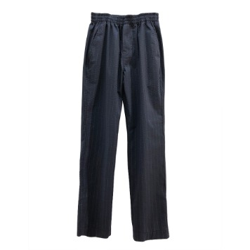DOCUMENTSeersucker Pin Stripe Pants(Navy)