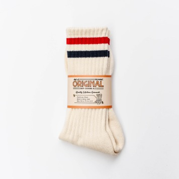 ALL TIME ORIGINALJFK Socks(Red/Navy)