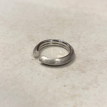 TEXT & SLNCHeart Ring
