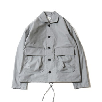 HORLISUNCapital Light Weight Functional Jacket(Grey)
